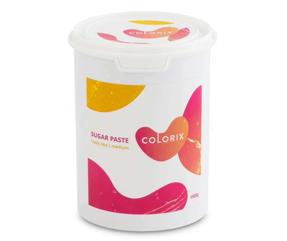 Pasta de zahar pentru Epilat Colorix Medium