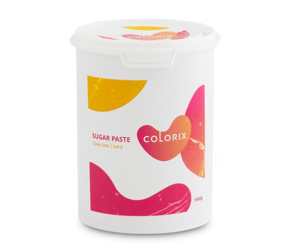 Pasta de zahar pentru epilare Colorix HARD