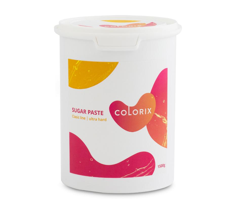 Pasta de zahar pentru epilat Colorix Ultra Hard