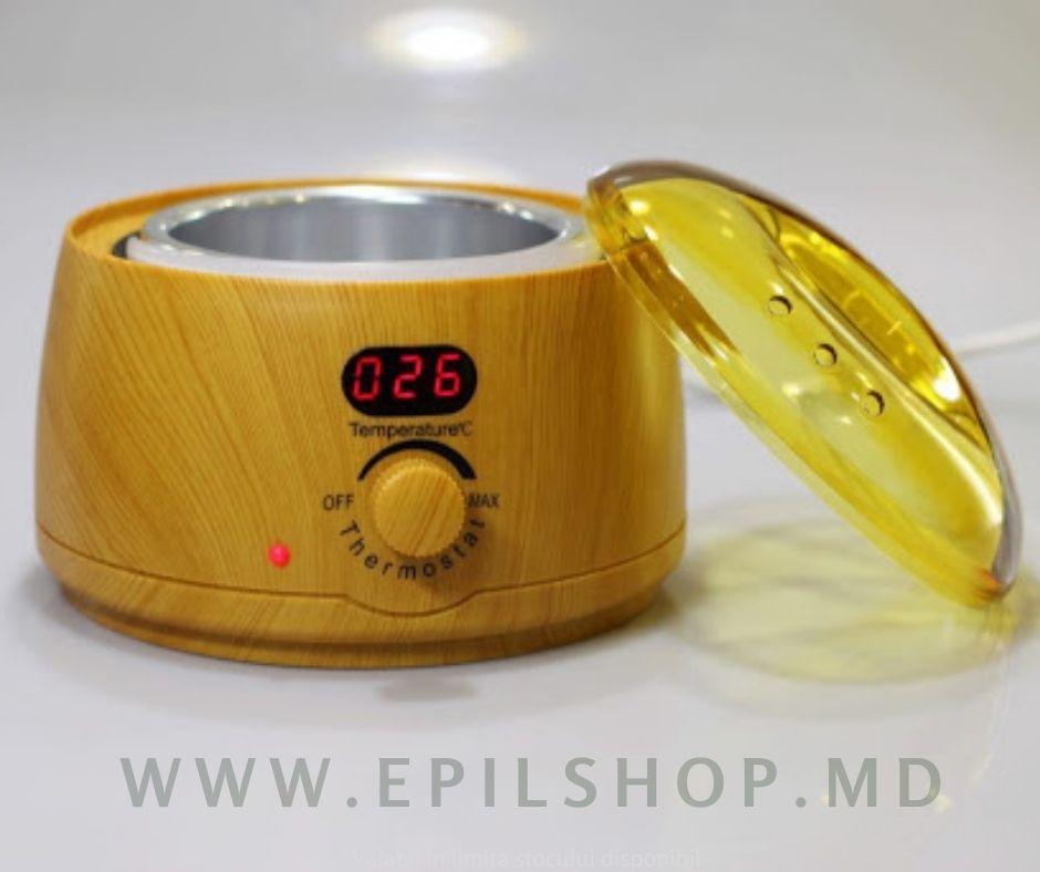 pro wax profesional cu ecran de temperatura (2)